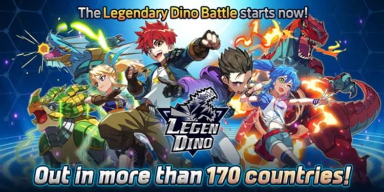 The Global release of Legendino.