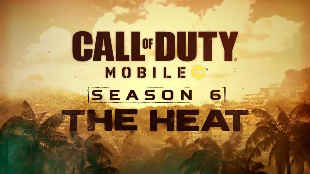 call of duty mobile season 6