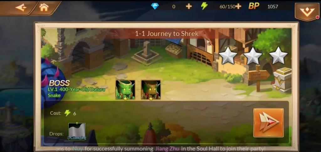 Soul Land Reloaded Gameplay