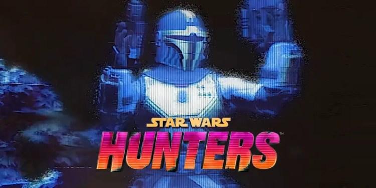 Star Wars Hunters ss