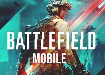 Pre-registering for Battlefield Mobile Starts.