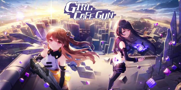 Girl Cafe Gun is now available!