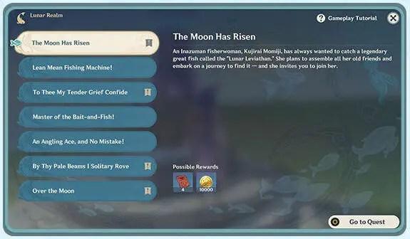 genshin impact lunar realm 1