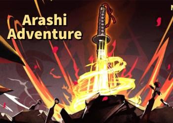 Arashi Adventure Redeem Codes