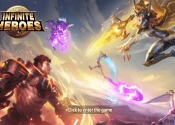Infinite Heroes Gift Codes