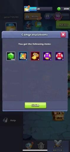 Tap Tap Heroes Codes Rewards
