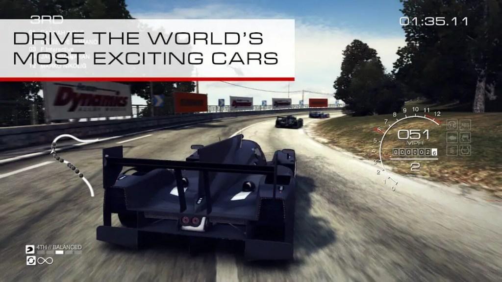 Grid Autosport Gameplay