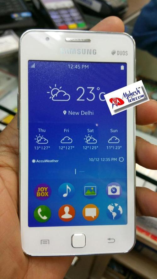 Leaked-Samsung-Tizen-Smartphone-SM-Z130H-Z1-Front
