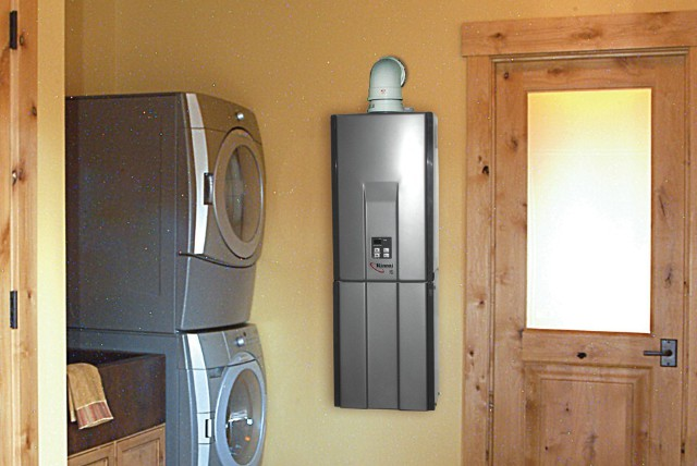 Can Tankless Water Heaters Be Installed In Mobile Homes