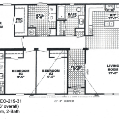 1970 Mobile Home Wiring Diagram Wall Outlet Double Wide Electrical Circuit Floor Plans Small House Interior Design U2022rhmoltocareco