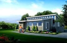 Prairie Style Modular Homes
