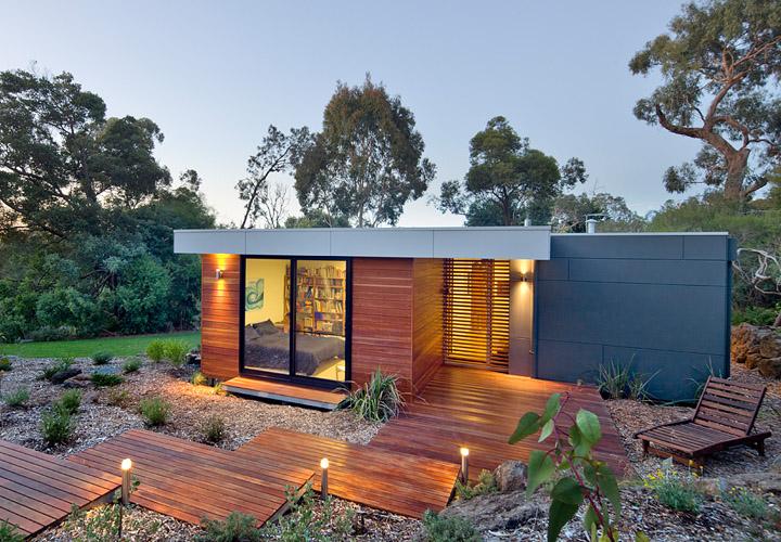 Modular homes oregon modern for Modern prefab homes massachusetts