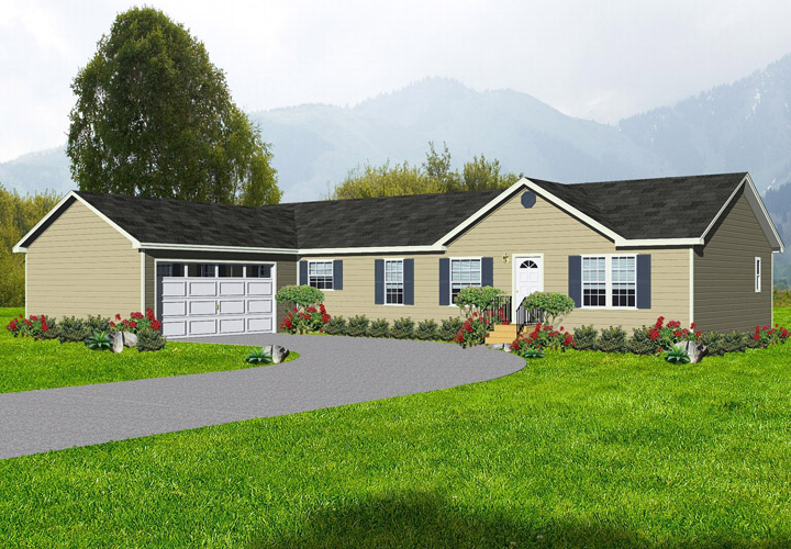 Triple Wide Mobile Homes 5 Bedrooms  Mobile Homes Ideas