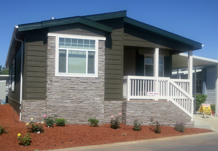 Exterior Mobile Home Remodel  Mobile Homes Ideas