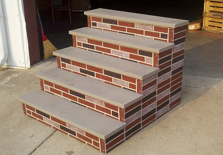 Exterior Stairs For Mobile Homes