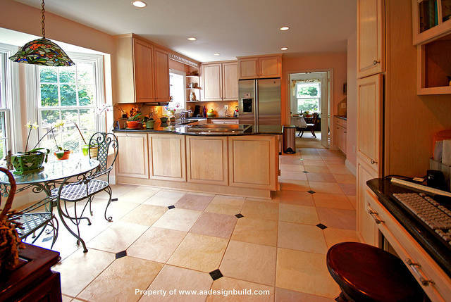 Triple wide mobile home kitchen remodel  Mobile Homes Ideas