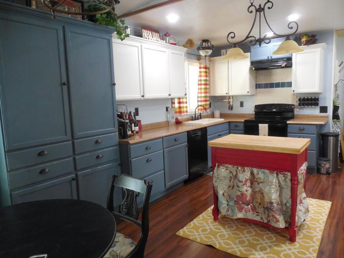 The Diva Farmers Mobile Home Makeover  Mobile Home Living