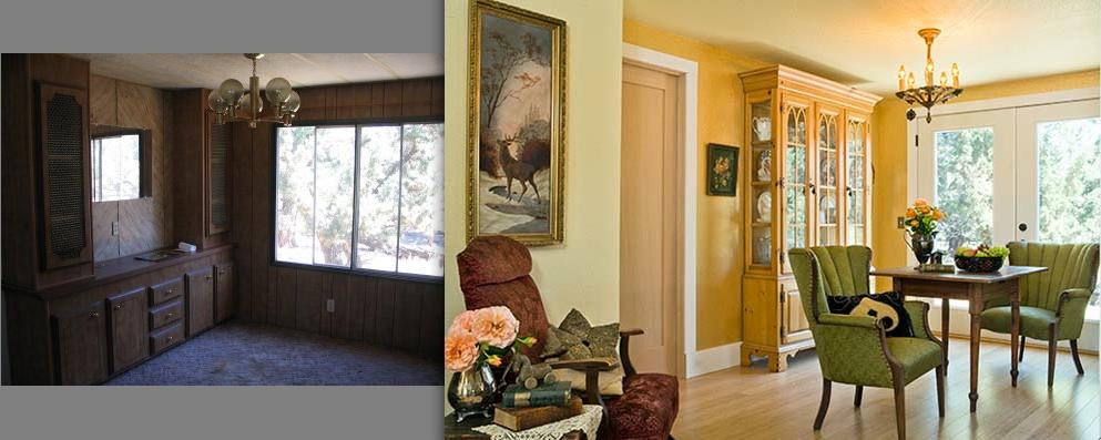 Interior Designer Remodels Double Wide Part 2 Mobile Home Living