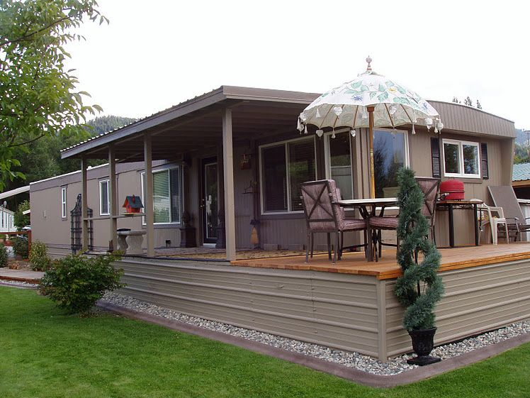 The Best Mobile Home Remodel EVER!