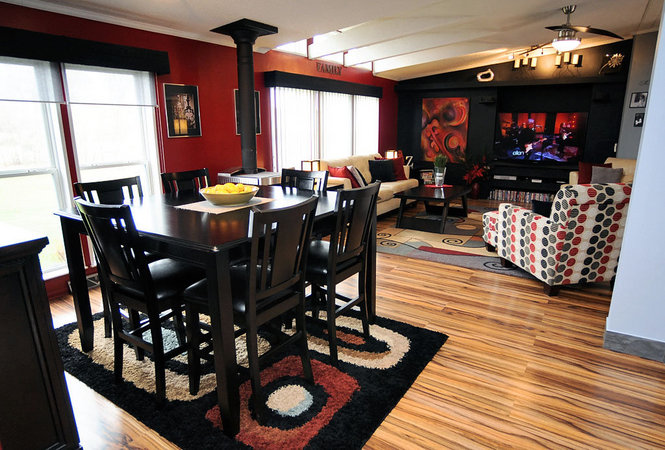 IROCKSOWHAT The Most Amazing Mobile Home Renovations