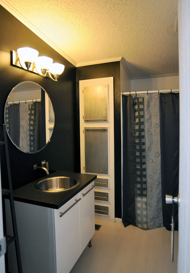 NY Double Wide With Great Manufactured Home Remodeling