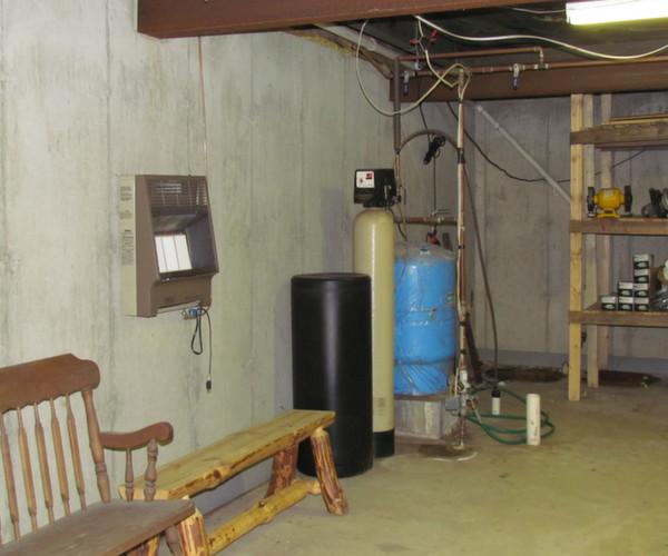 Basements Under Mobile Homes