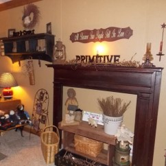 Primitive Decorating Ideas For Living Room Warm Neutral Paint Colors 36 Country Decor Crafts Your Home Mobile In A Manufactured 13