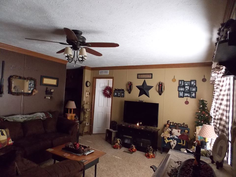 country decorating ideas for living room north carolina furniture sets primitive manufactured home family