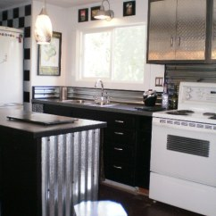 Mobile Home Kitchen Remodel Outdoor Patio Ideas 6 Great Makeovers Living Sheet Metal