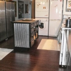 Reface Old Kitchen Cabinets Redesign 6 Great Mobile Home Makeovers | Living