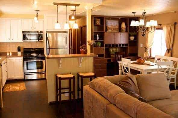 mobile home living room design ideas sleek tv unit for 25 great decorating