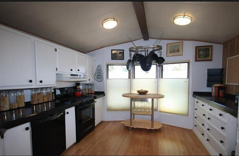 mobile home kitchens pottery barn 6 great kitchen makeovers living