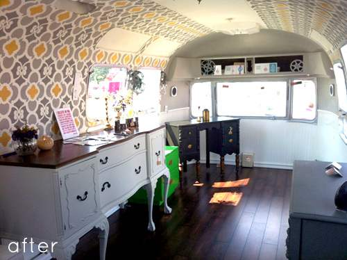 15 Awesome Airstream Interiors You Have To See  Mobile