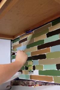 Mosaic Tile Paint | Tile Design Ideas