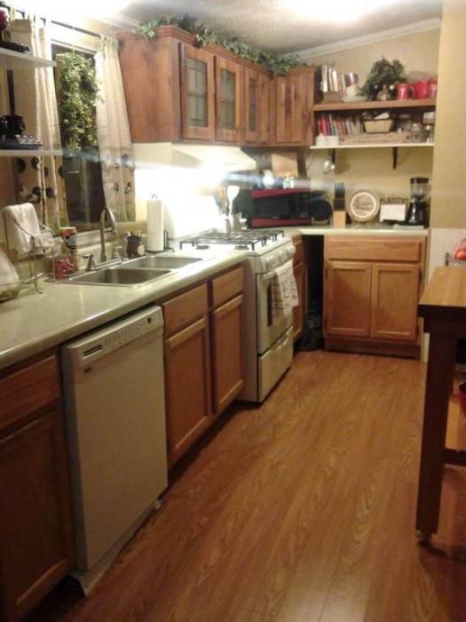 Manufactured Home Kitchen Makeover Ideas 8
