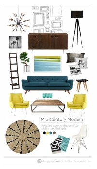 Mid-Century Modern Mobile Home Decor Ideas | Mobile Home ...