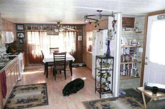 Mobile Home Kitchen Makeover Before