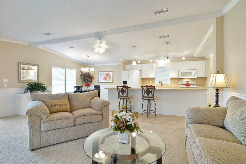 Remodeled-Manufactured-Homes-for-sale-in-Florida Painted Single Wide Mobile Homes Interior on kitchen western country homes, painted trim in a mobile home, interior painting ideas for mobile homes,