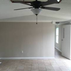 Cheap Ceiling Ideas Living Room Layout 4 Chairs 1998 Single Wide Manufactured Home Gets Remodel | Mobile ...