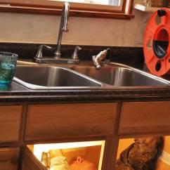 Franke Kitchen Faucet Savannah Cart Budget-friendly Mobile Home Makeover