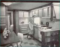 1950s Mobile Home Interior Pictures to Pin on Pinterest ...