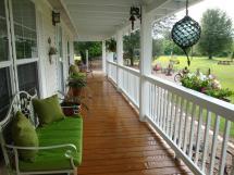 Double Wide Mobile Home Porch Ideas