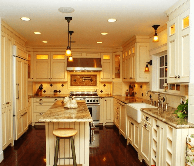 Galley Kitchen Ideas That Work For Rooms Of All Sizes: Small Kitchen Ideas