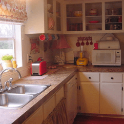 Country Style Kitchen Sink Tables Round Spectacular Double Wide Makeover | Mobile Home Living