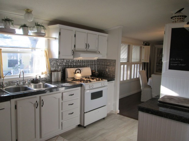Mobile Home Kitchens - Home Design Ideas