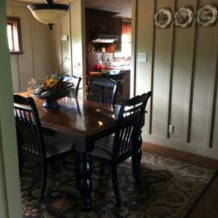 Affordable Kitchen Remodel Vintage Curtains This Complete Double Wide Is Gorgeous!