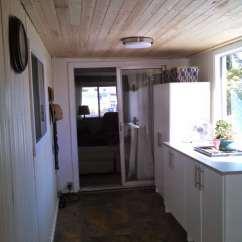 Remodeling Open Kitchen Living Room Flooring Options Vinyl Complete Mobile Home Transformation: Spectacular Shiplap