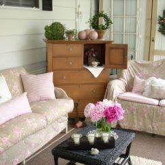 Simple Ideas To Decorate Your Living Room North Shore Dark Brown Set Charming Cottage Style Manufactured Home | Mobile