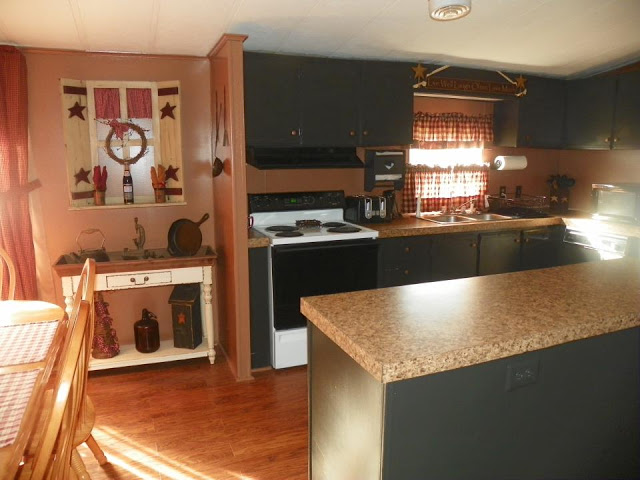 Awesome but Affordable Mobile Home Kitchen Remodeling Ideas