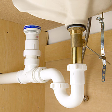 drain stack installation diagram hornby dcc wiring manufactured home plumbing: drainage and ventilation issues | mobile living